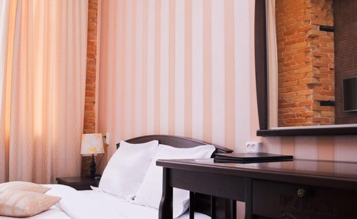 Отель в Ростове-на-Дону Променадъ номер полу люкс переулок Газетный Тел: +7 (863) 279-77-44,
